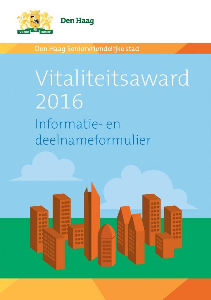 Info en deelname Vitaliteitsaward